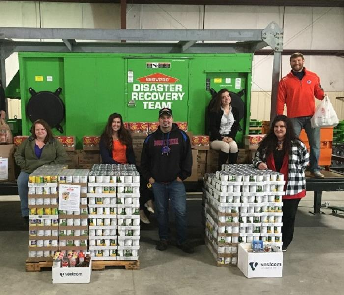 2015 Boise Rescue Mission Food Drive