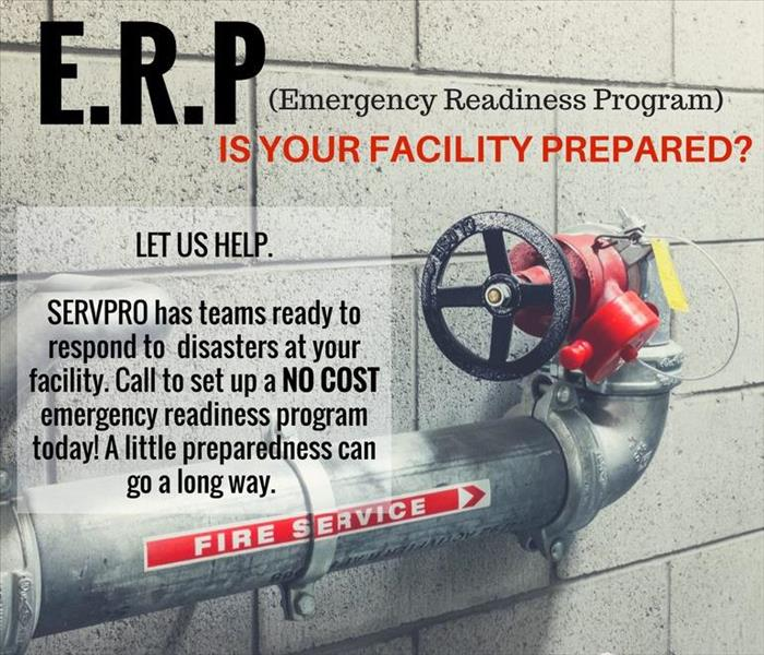 E.R.P (Emergency Readiness Program) A Great Tool!